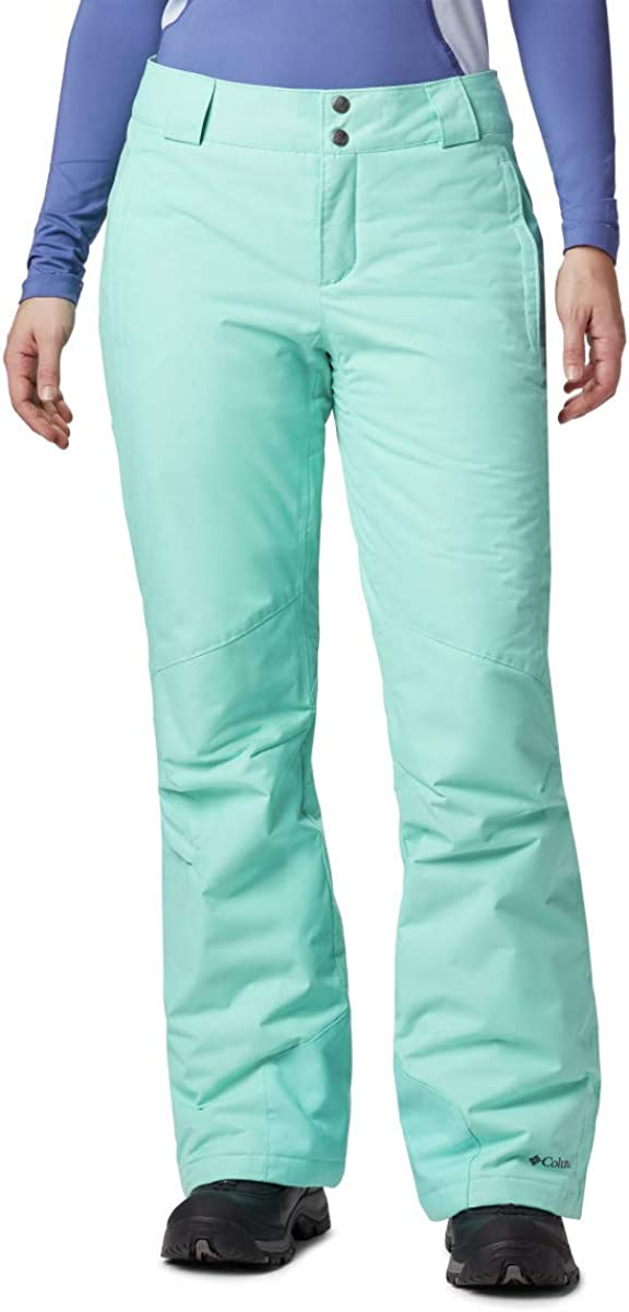Columbia Women's Bugaboo Omni-Heat Pant, Thermal Reflective Warmth : Clothing