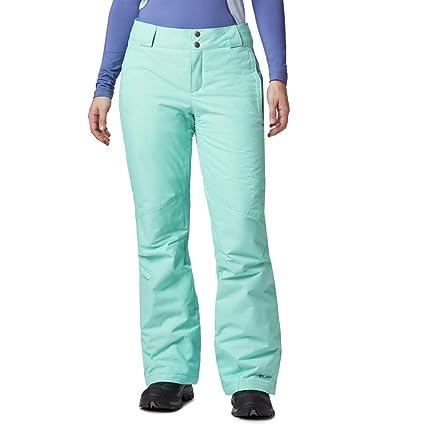 6fe4dd10 Columbia Bugaboo Omni-Heat - Pantalones de Nieve para Mujer: Amazon ...