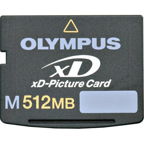Olympus 200395 xD-Picture Card M 512 MB by Olympus