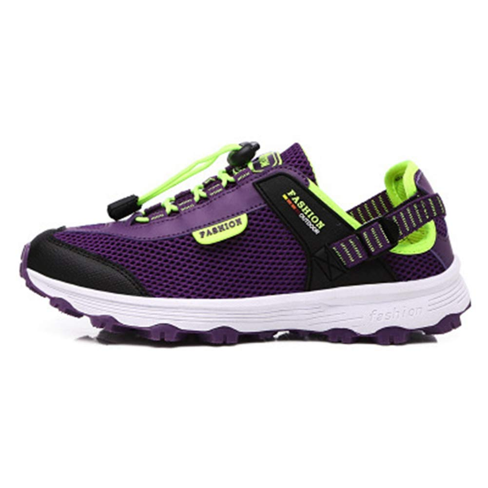 Heng Rui Co Frauen Lightweight Mesh Wanderschuhe Outdoor Trail Wanderer Anti-Rutsch Casual Kletterschuhe