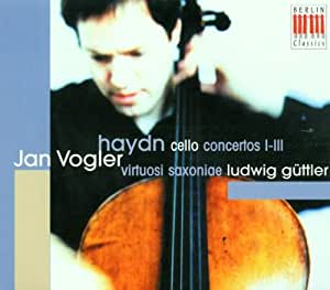Concertos Cello 1-3.