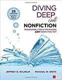 img - for Diving Deep Into Nonfiction, Grades 6-12: Transferable Tools for Reading ANY Nonfiction Text (Corwin Literacy) book / textbook / text book