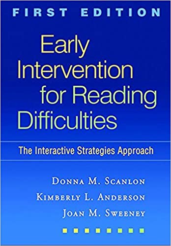 Amazon Early Intervention For Reading Difficulties First