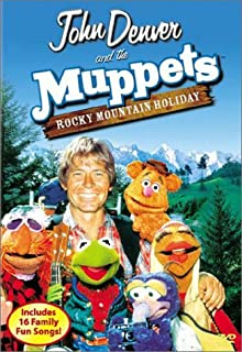 john denver and the muppets rocky mountain holiday - John Denver Christmas Songs