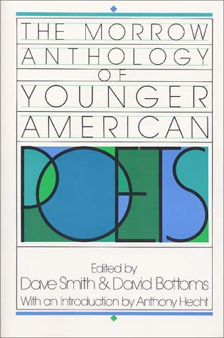 Morrow Anthology Of Younger American Poets Various 9780688034504
