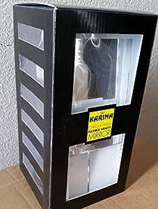 karina chrome finish flexible vanity mirror beauty. Black Bedroom Furniture Sets. Home Design Ideas