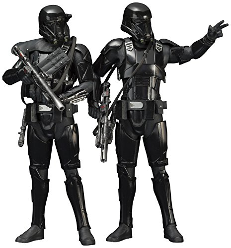 Starship Troopers Weapon (Kotobukiya Star Wars: Rogue One: Death Trooper ArtFX+ Two-Pack)