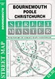Bournemouth, Poole, Christchurch (Streetmaster Street Maps)
