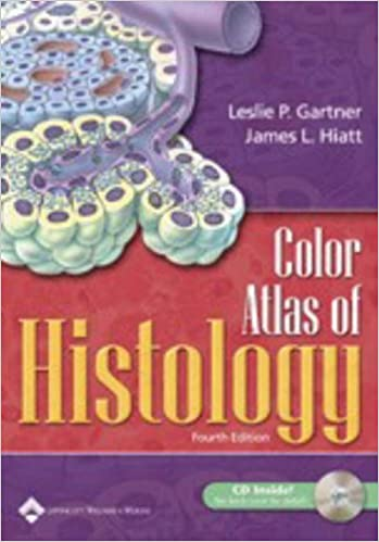 Color Atlas Of Histology Pdf