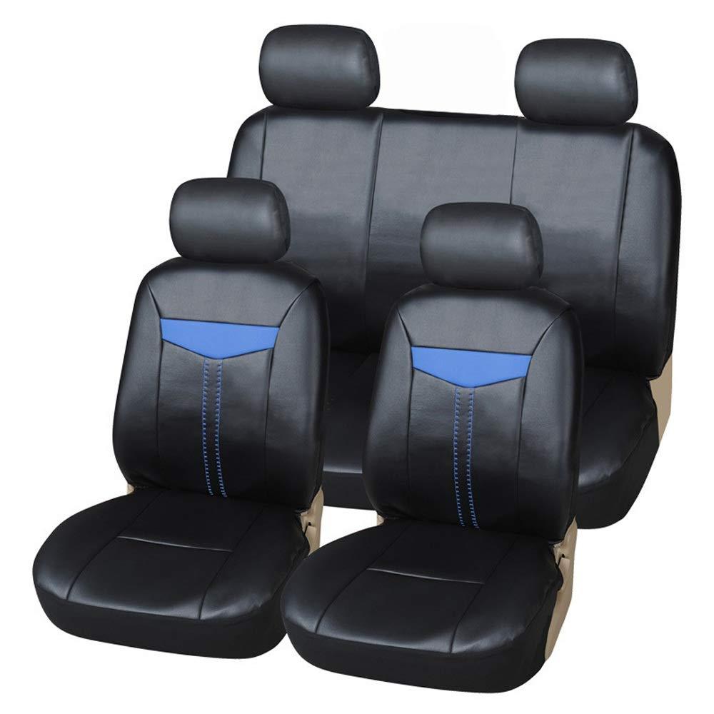 Accessori Auto Interno YXLcars Copri-sedili Auto Universale Color : Gray Set Copri-Sedile Universali per Anteriori E Posteriori
