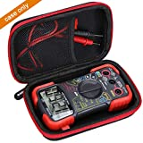 Aproca Hard Carry Travel Case for INNOVA 3320/3340 /AstroAI AM33D Digital Multimeter