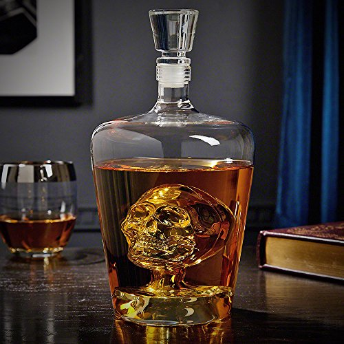Final Touch Glass Freeze Decanter product image