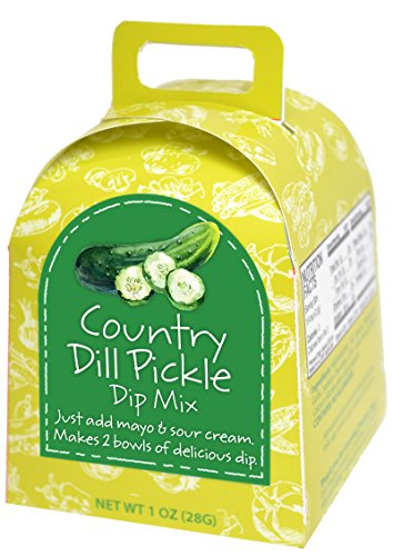 Country Dill Pickle Dip Mix