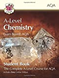 New A-Level Chemistry for AQA: Year 1 & 2 Student Book with Online Edition (CGP A-Level Chemistry)