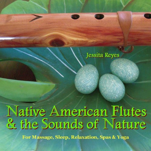 Native American Flutes Relaxing Massage product image