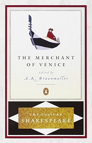 The Merchant of Venice (The Pelican Shakespeare)