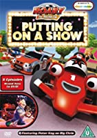 Roary The Racing Car - Putting On A Show