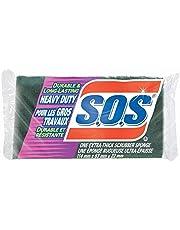 S.o.s Heavy Duty Scrubber sponge, 1 count