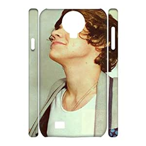 Clzpg 3D Durable SamSung Galaxy S4 I9500 Case - Harry Styles DIY 3D case cover