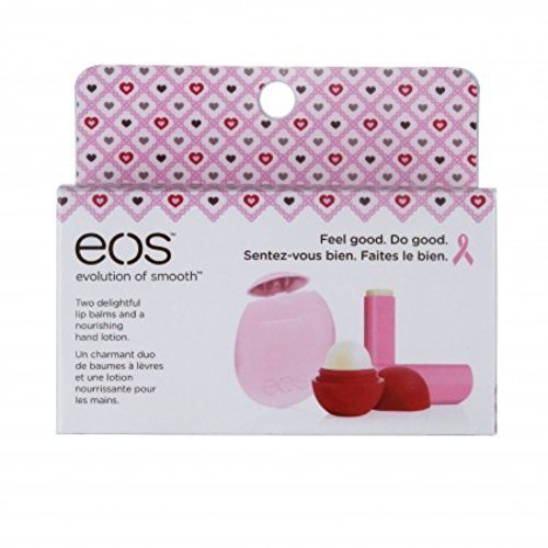 eos Limited Edition Breast Cancer Awareness Collection Lip B