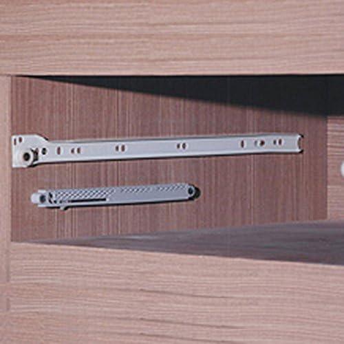 Tiamu 10 Unids//Lote Cabinet Glides Adaptador Sistema de Cierre Suave para Cualquier Montaje Lateral Caj/ón Amortiguador Deslizante Amortiguador Armario