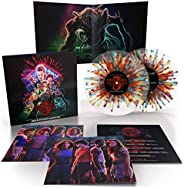Stranger Things 3 Vinyl (2x LP Fireworks Splatter)