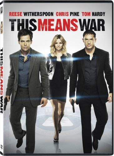 This Means War (This Steal Movie Dvd)