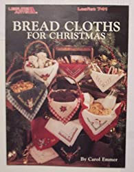 Bread Cloths For Christmas Stitching Craft Book