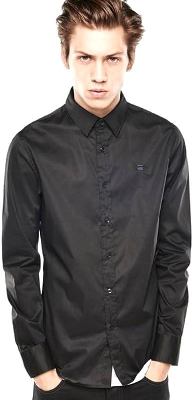 G-STAR - Camisa casual - para hombre, color Verde, talla extra-large: Amazon.es: Ropa y accesorios