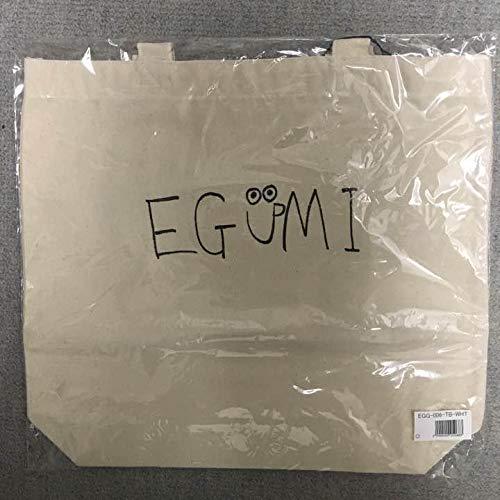 EGUMI 手書きロゴトートバック   B07QLYY1HX