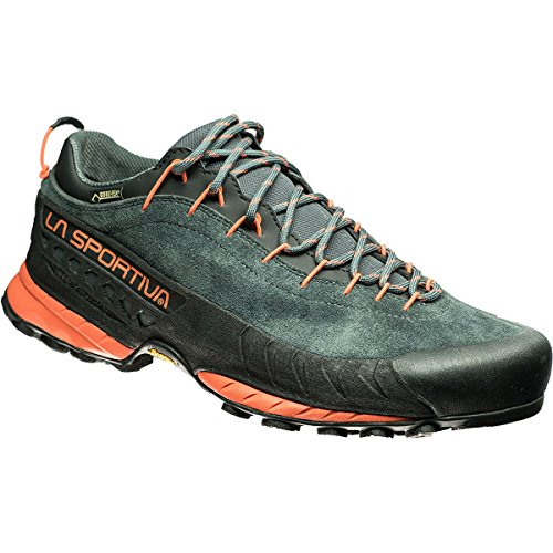 La Sportiva Mutant Kvinna Trail Löparskor - Ss18 Tx4 Gtx Kol / Flamma Talla: 40,5