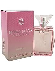 Blue Up Bohemian Crystal Eau de Perfume, 100 Milliliter