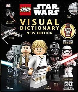 Lego Star Wars Visual Dictionary New Edition: With Exclusive Finn Minifigure PDF Descargar Gratis