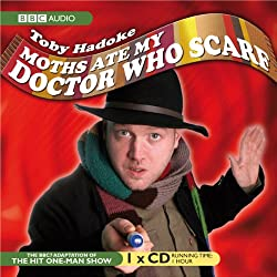 Moths Ate My 'Doctor Who' Scarf