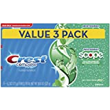 Crest Complete Whitening + Scope Minty Fresh Flavor Toothpaste 6.2 oz, 3 Pack