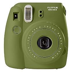 Fujifilm Instax Mini 8 Instant Film Camera (Avocado)