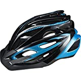 Cannondale 2015 Radius Bicycle Helmet (Black/Blue - S)
