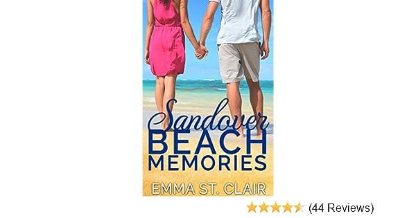Sandover Beach Memories (Sandover Island Sweet Romance Book