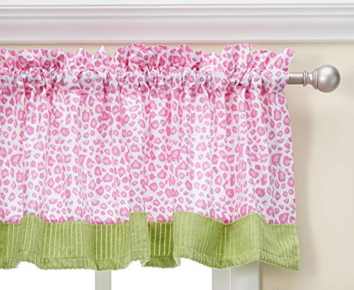 Sassy Jungle Friends Window Valance