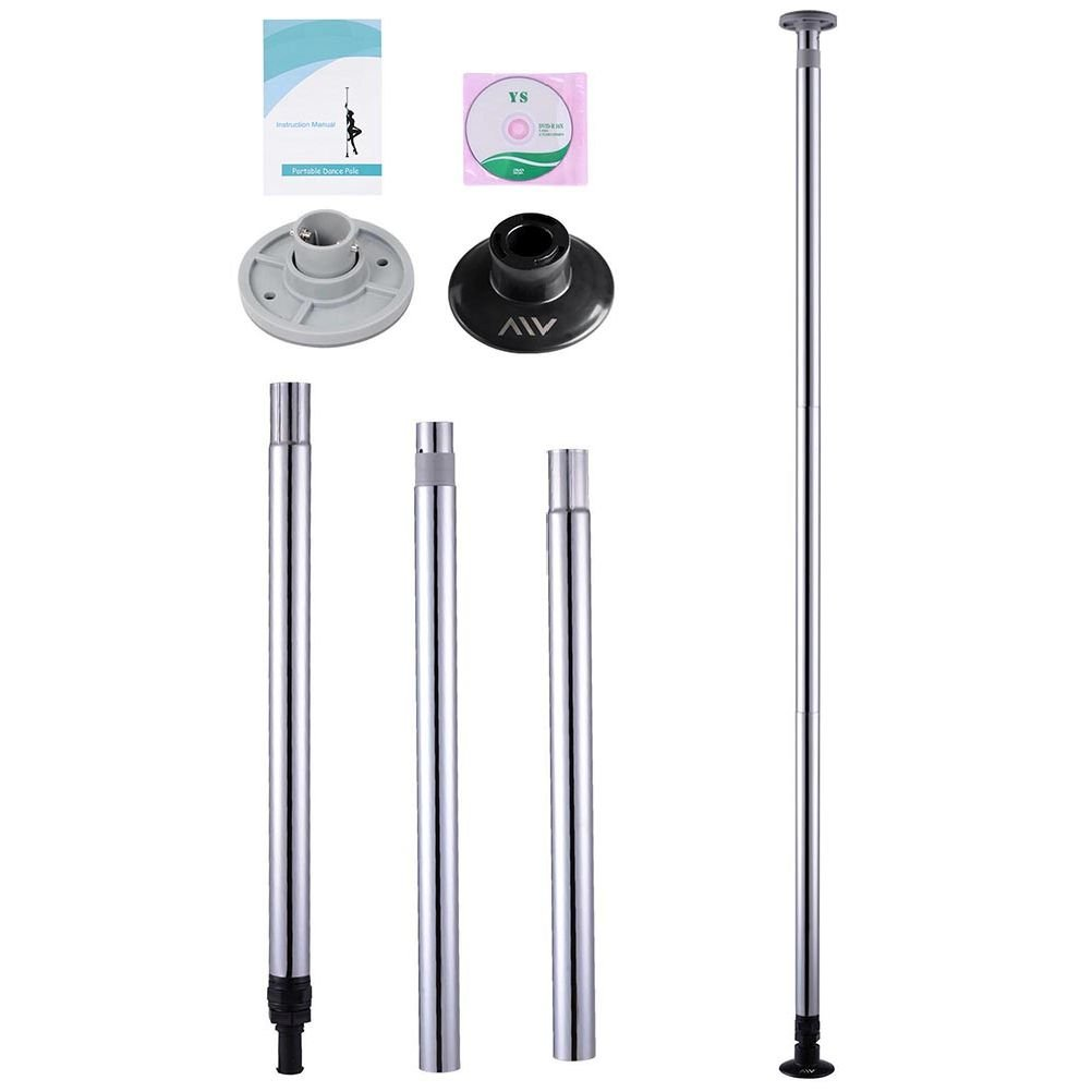 Beth Home AW Portable Dance Pole Kits DJ Club Party Dancing Gym Fitness Exercise Sport