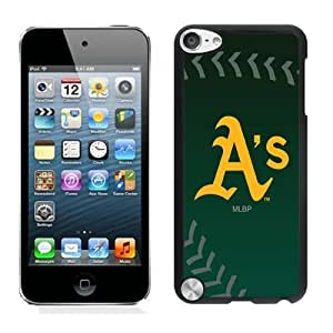Ipod Touch 5 Case MLB Oakland Athletics 2 Amazed Cool Design Cover in Electronics