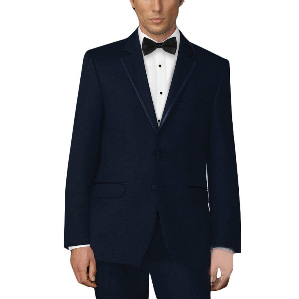 CMDC Men's Two-Piece Dance Dress Gentleman Suit D238