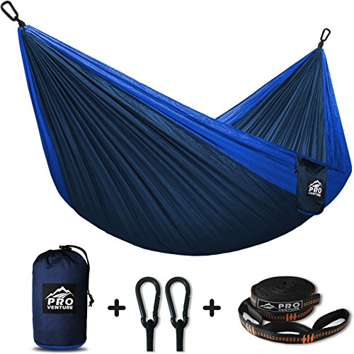 proventure single camping hammock   lightweight and  pact   for backpacking the beach back yard travel or any adventure    free 6 5ft tree straps     backpacking hammock  amazon    rh   amazon