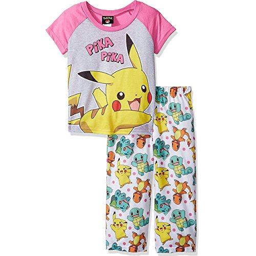 Pok%C3%A9mon Pokemon Girls Pajamas Little product image