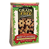 K9 Granola Factory Grain Free Beef With Pumpkin And Broccoli Crunchers (12 Oz) For Sale