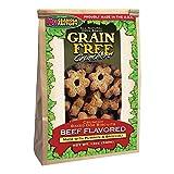 K9 Granola Factory Grain Free Beef With Pumpkin And Broccoli Crunchers (12 Oz)