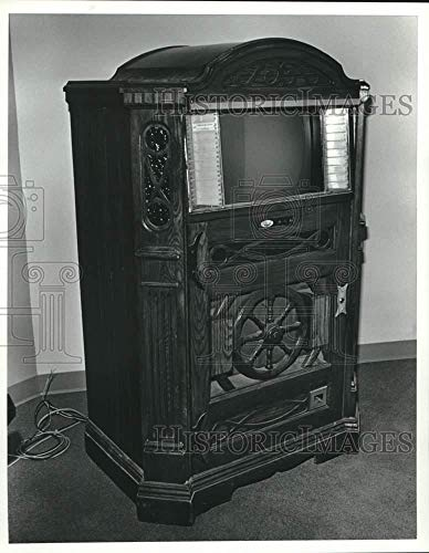 Vintage Photos 1992 Press Photo Television in Civil Rights Museum - abna46676