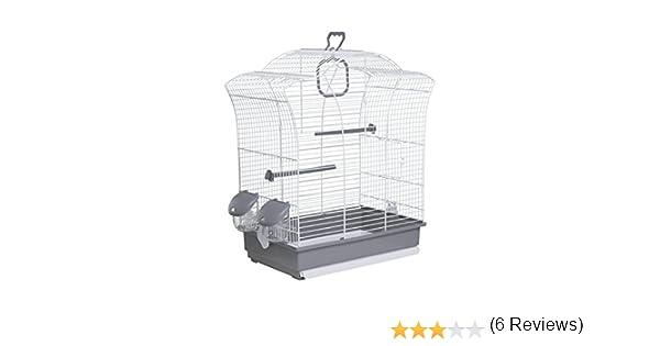VOLTREGA Jaula 649 Blanca 1 Unidad 500 g: Amazon.es: Productos ...