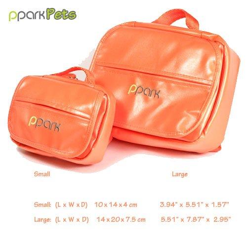 [해외]개 배낭 - 녹색 - 소형/Dog Backpack - Green - Small