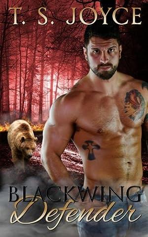 book cover of Blackwing Defender